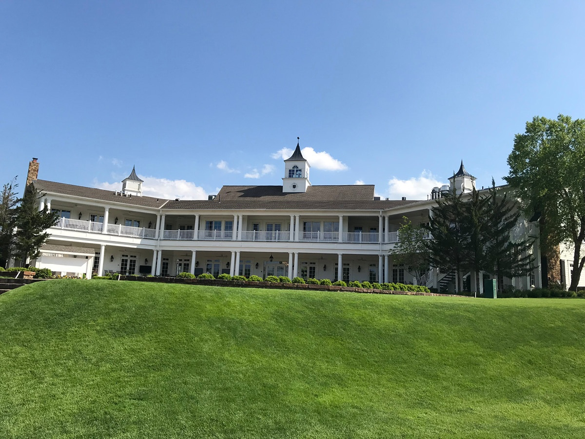 The National Club House